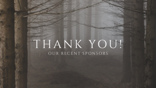 Thank you to yesterday's sponsors!